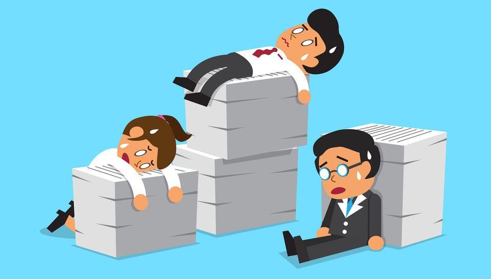 Co robić, kiedy lista działań paraliżuje pracę twojego zespołu?