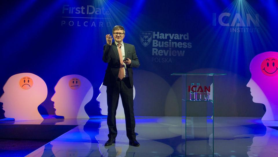 Bernd Schmitt: firmy wciąż nie tworzą produktów, których klienci naprawdę chcą