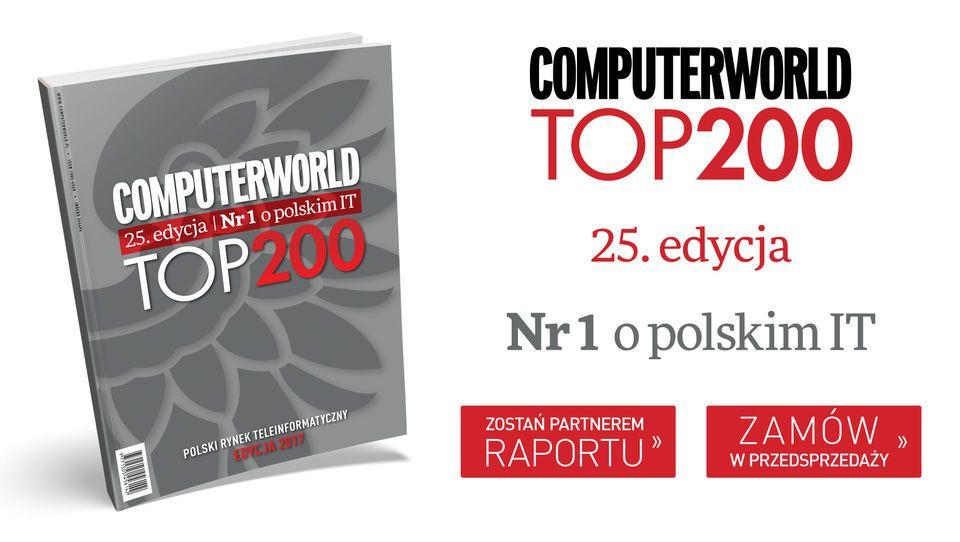 Raport Computerworld TOP200