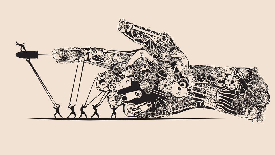Jak zmieni się świat, wktórym twojąpracę będzie wykonywała maszyna? [RECENZJA]