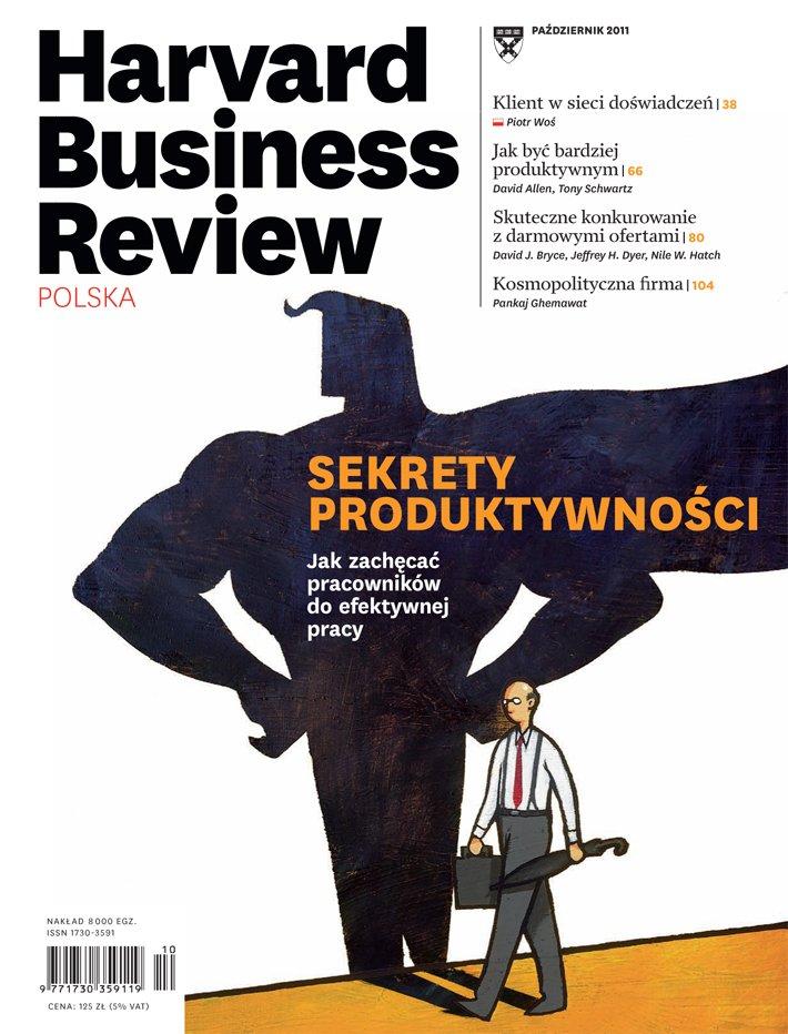 Harvard-Nr-104-październik-2011-Sekrety produktywności