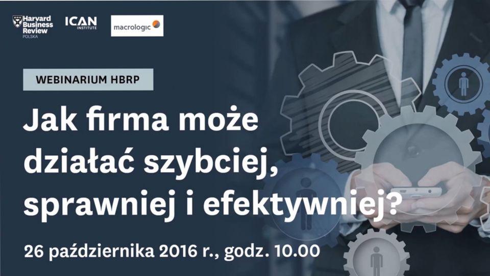 Webinarium Macrologic iHBRP: status quo to wyrok dla firmy