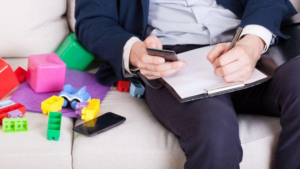 5 sposobów na to, aby nie przynosić stresu zpracy do domu