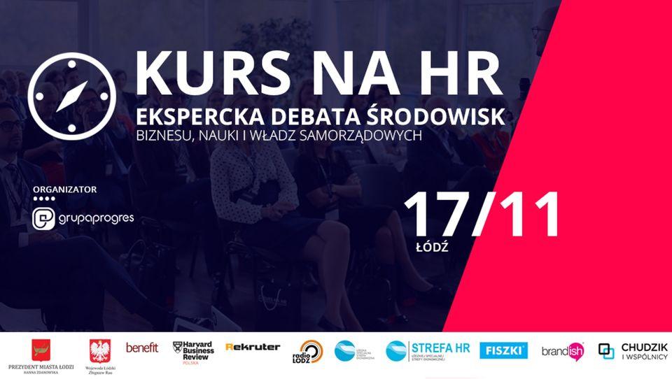 Konferencja Kurs na HR