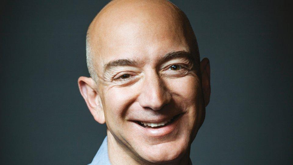 Liczby wgłowie Jeffa Bezosa
