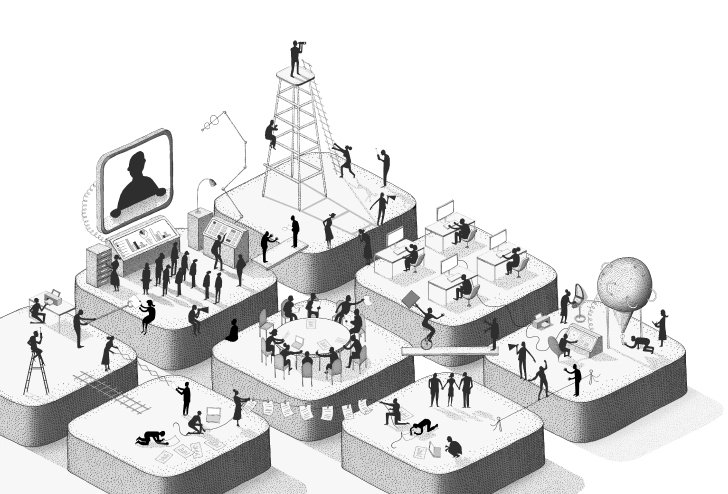 Jak skutecznie wykorzystać nieformalne sieci pracowników