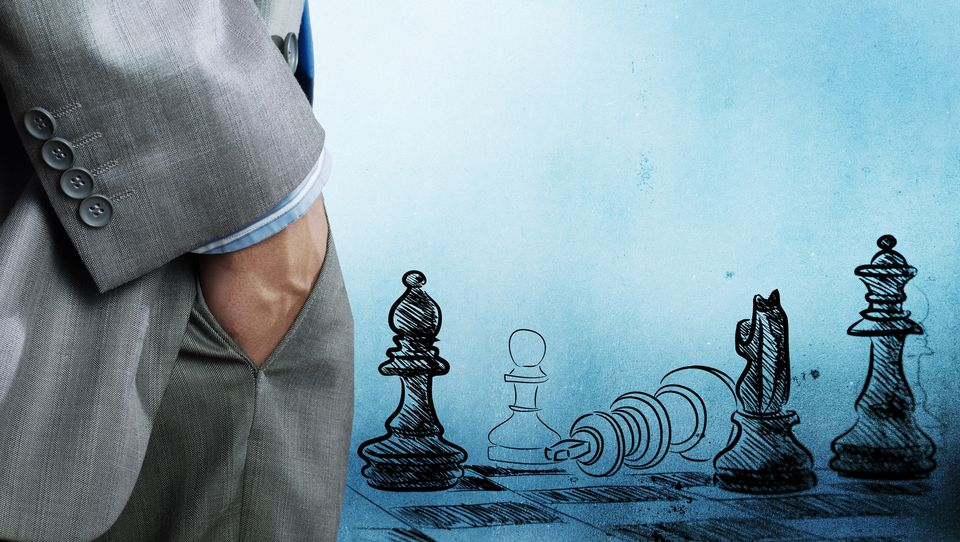 Chcesz rozwijać karierę? Potrzebujesz tych 4 strategicznych kroków