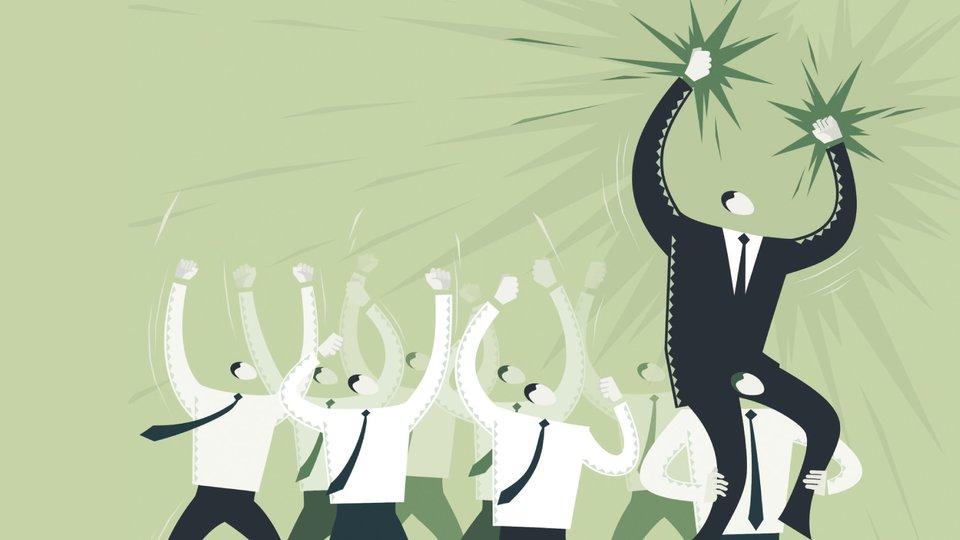 Pracownicy wierzą wswoich szefów