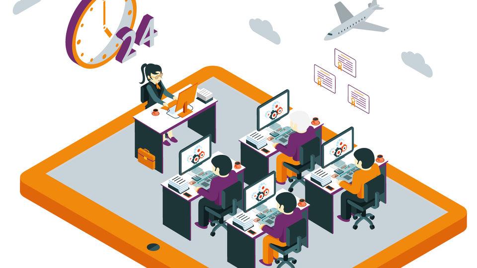 Outsourcing sposobem na cyfrową transformację