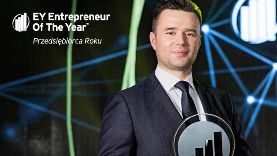 Poznaliśmy zwycięzców 14. edycji konkursu  EY Przedsiębiorca Roku