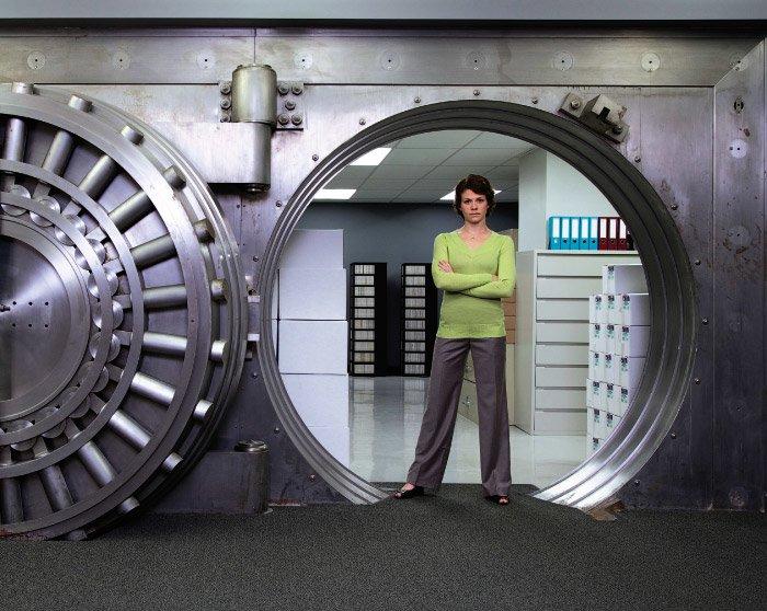 Od bezpieczeństwa informacji do bezpiecznej firmy