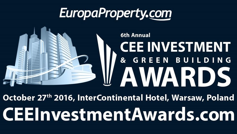 6. edycja CEE Investment & Green Building Awards