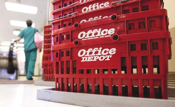 Jak tajemniczy klient zmienił Office Depot