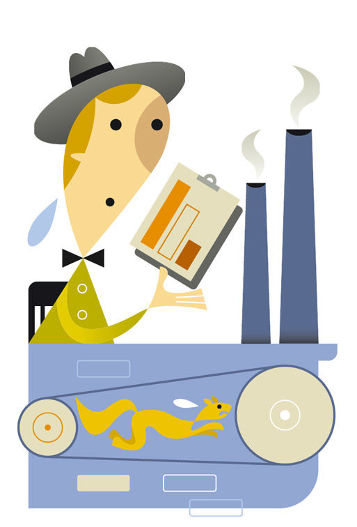 Sekret wydajnych fabryk: efektywne uczenie się