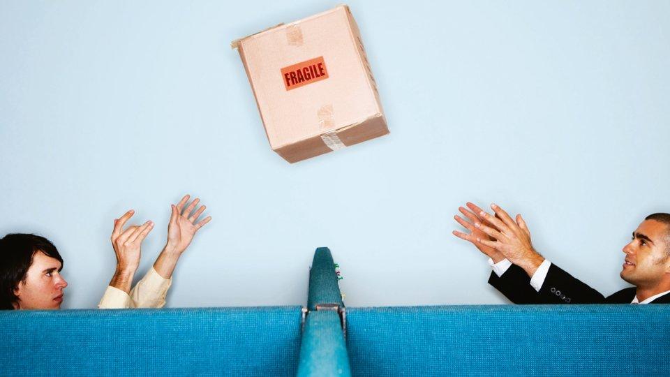 Zlikwiduj bariery ograniczające komunikację wewnątrz organizacji!