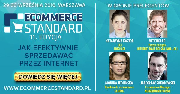 E-commerce Standard 2016