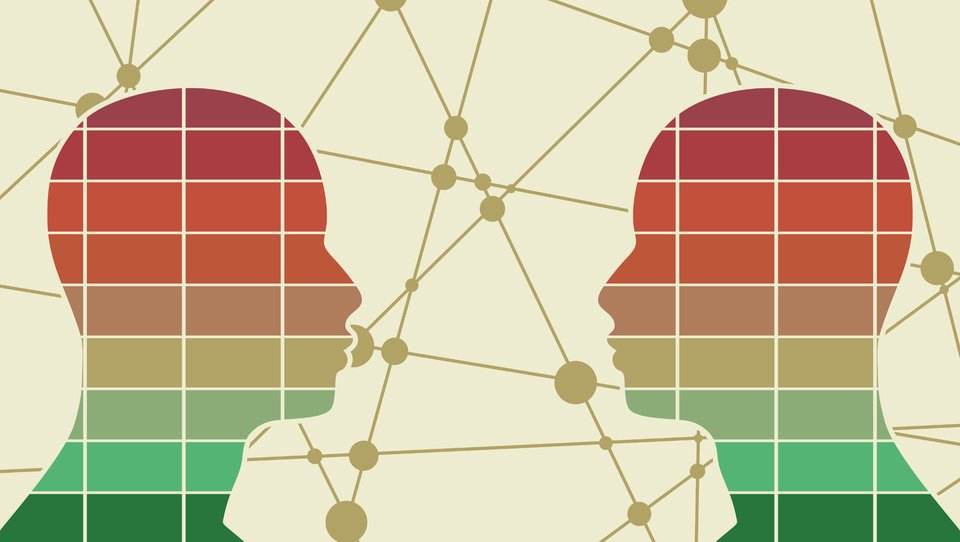 Neurochemia przyjemnych rozmów
