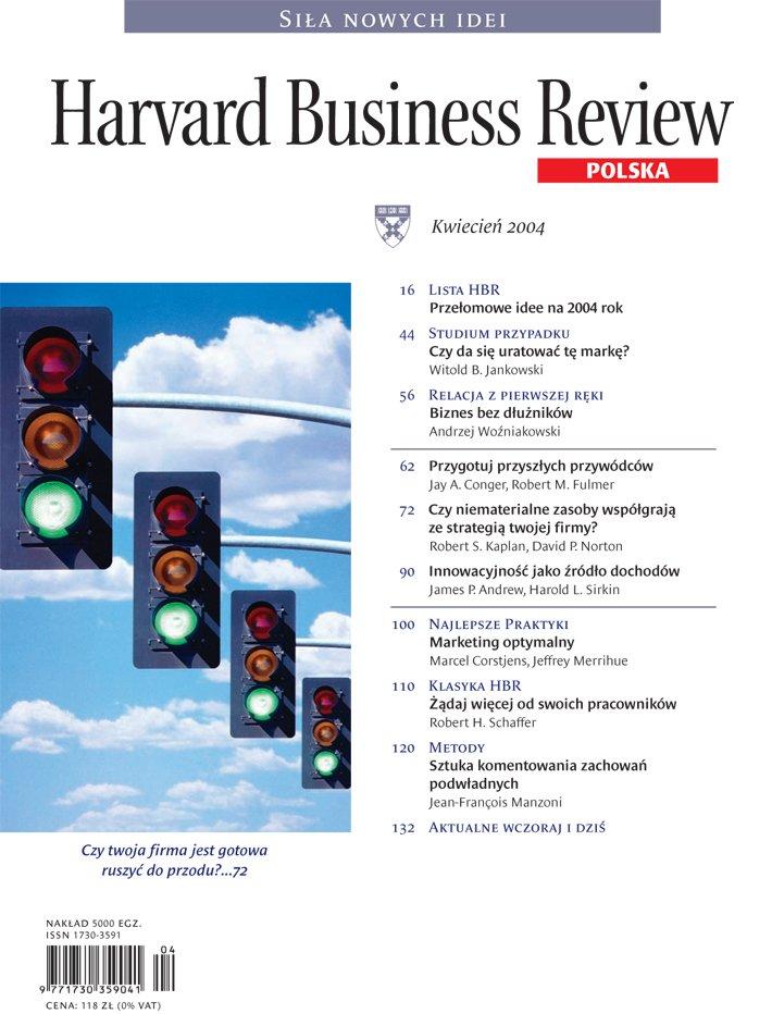 Harvard-Nr-14-kwiecień-2004-Czy twoja firma jest gotowa ruszyć do przodu?
