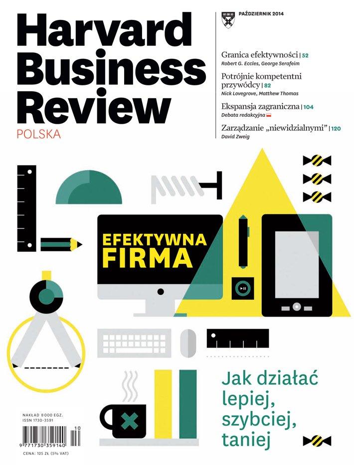 Harvard-Nr-140-październik-2014-Efektywna firma