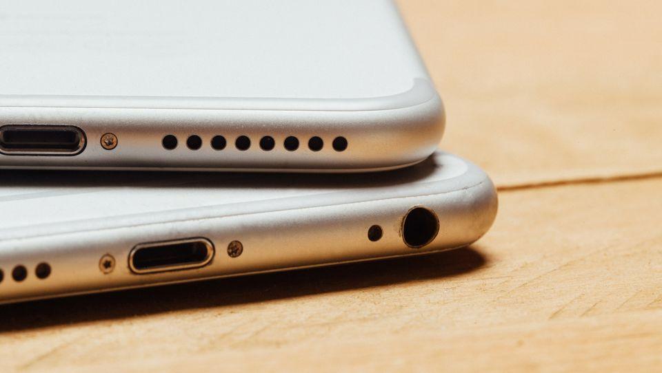 Wielkość Apple ijego powód do wstydu