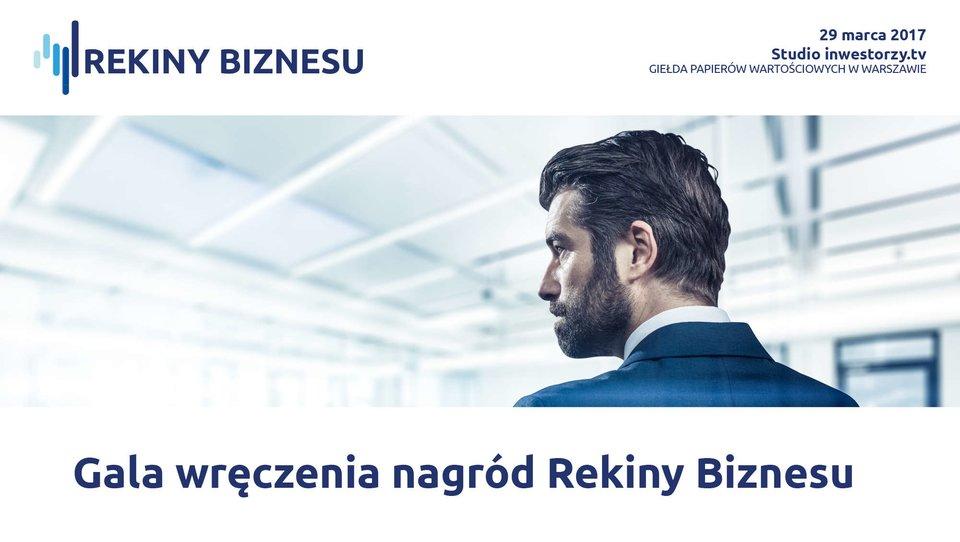 Rekiny Biznesu 2017