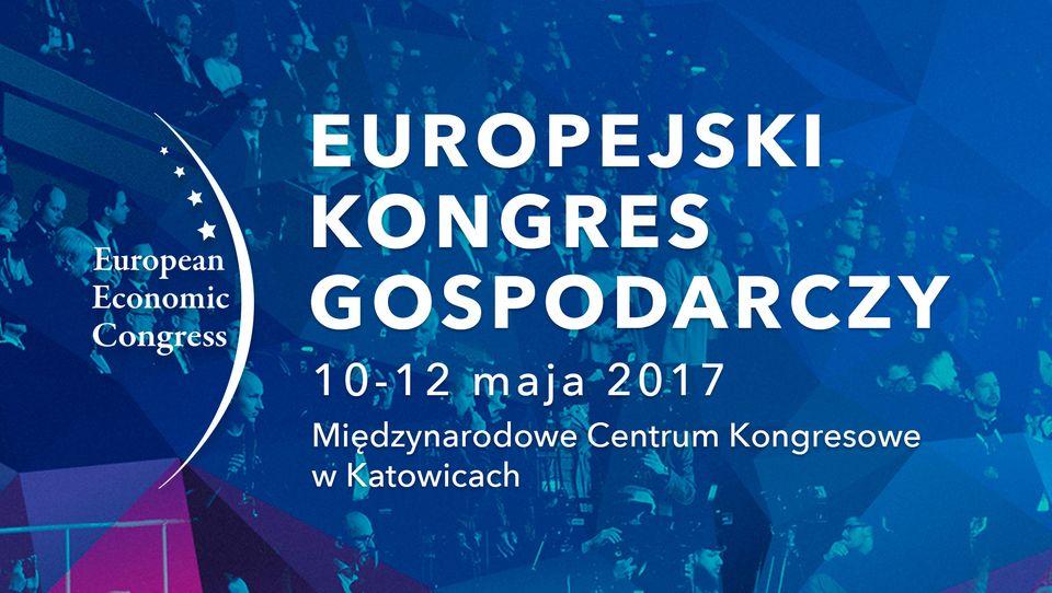 IX Europejski Kongres Gospodarczy wKatowicach