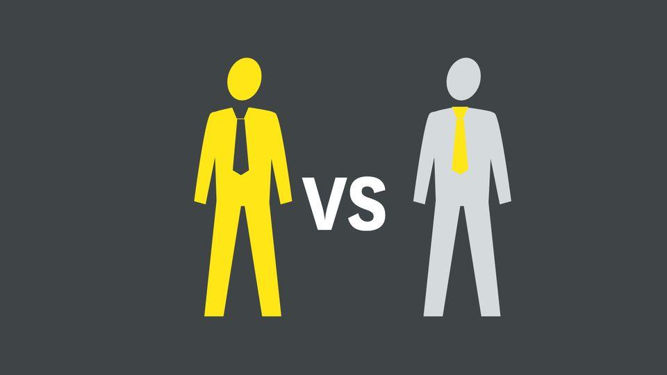 Relacja pomiędzy menedżerami liniowymi adyrektorami HR