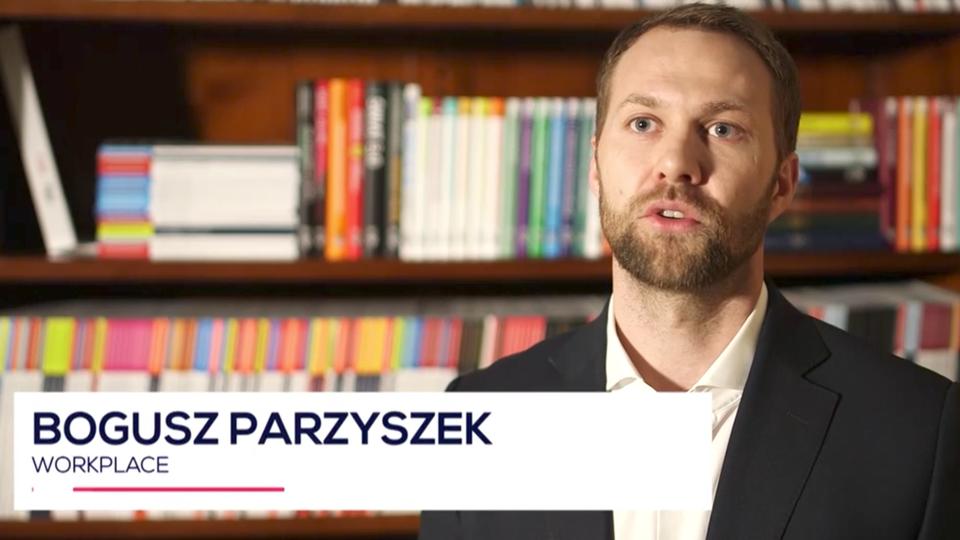 Bogusz Parzyszek: Biura potrzebują swojej historii
