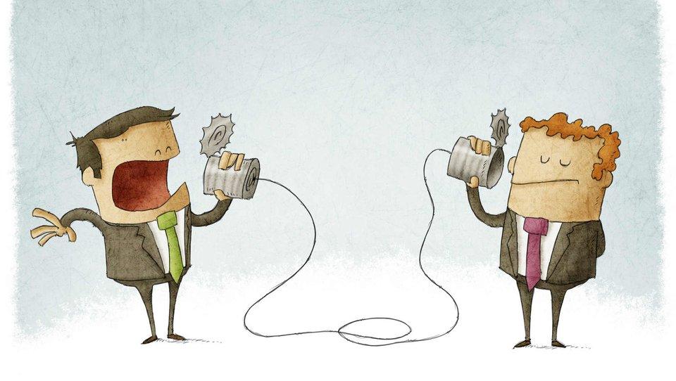 Dlaczego zklientami trzeba rozmawiać, anie tylko pisać?