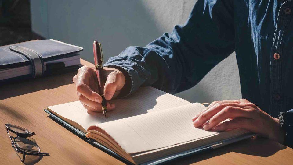Im wyższe masz stanowisko, tym bardziej powinieneś prowadzić dziennik