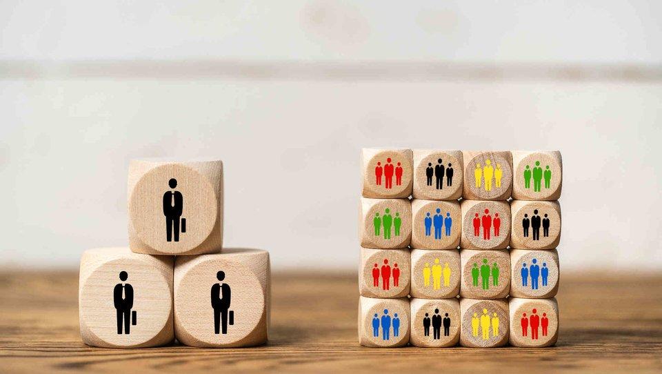 Procedury dla dużych firm, dla małych iśrednich – elastyczne działanie