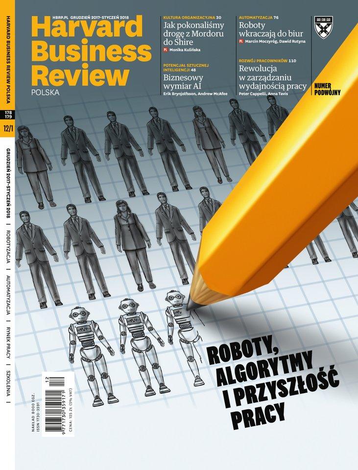 Harvard-Nr-178/179-grudzień-styczeń-2017-Roboty, algorytmy iprzyszłość pracy