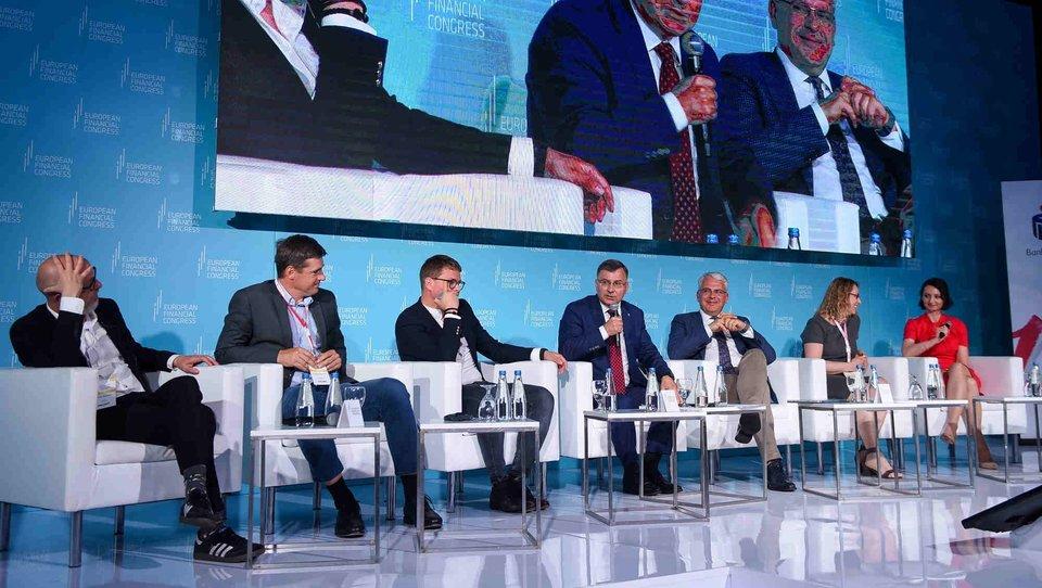 Owyzwaniach dla polskiej gospodarki oraz sektora finansowego rozmawiali uczestnicy debat IX EKF wSopocie