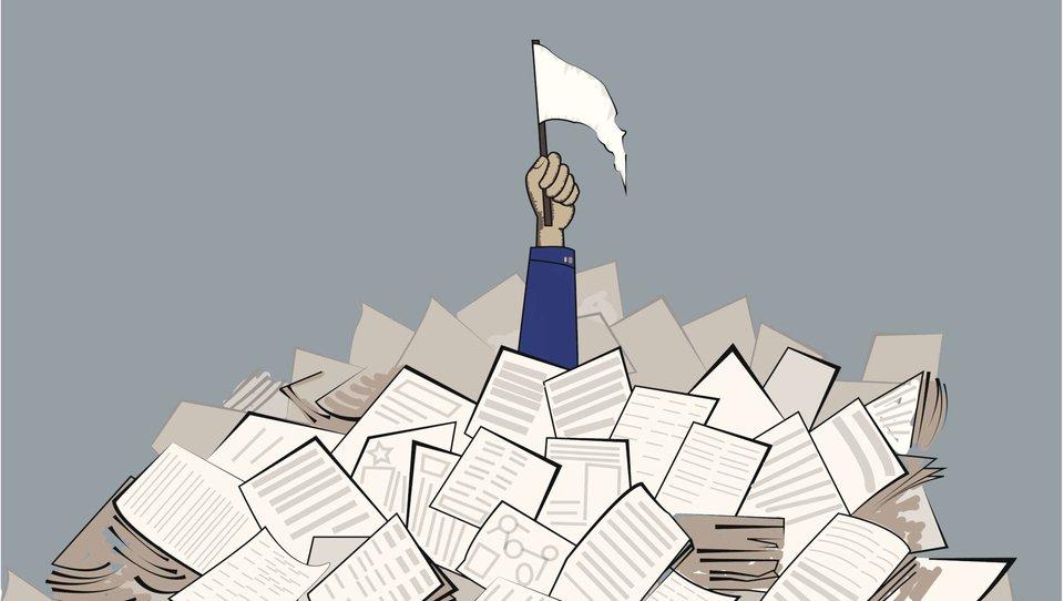 Siedem wskazówek, jak zarządzać niezorganizowanymi pracownikami