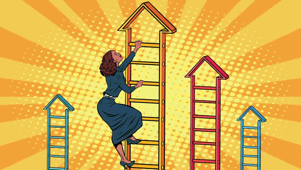 Wywiady z57 prezeskami pokazują, co robić, aby więcej kobiet trafiało na najwyższe szczeble władzy
