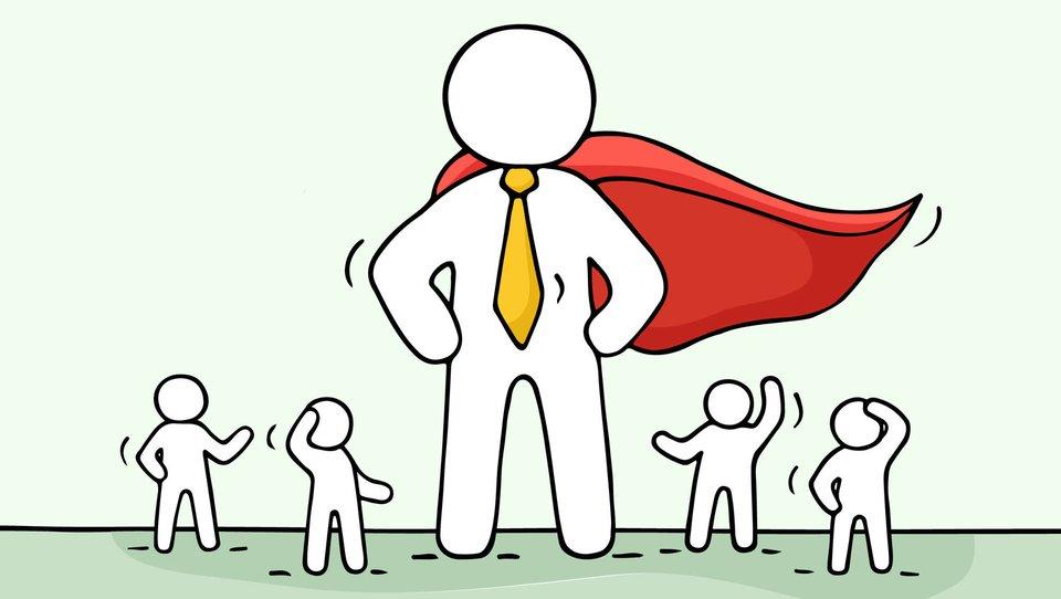 Nowi menedżerowie powinni skupić się na wspieraniu swoich zespołów, anie zadowalaniu swoich szefów