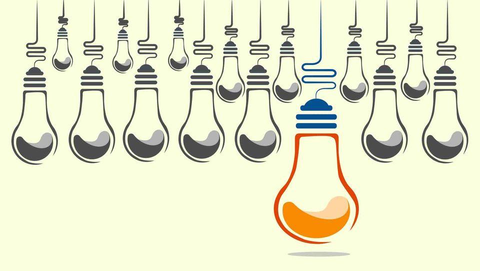 Badania pokazują, jak znajdować nowe pomysły wewnątrz firmy ipoza nią