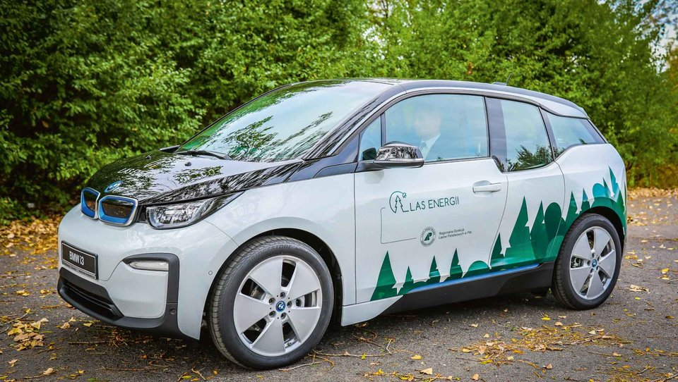 Ekologiczna flota samochodowa