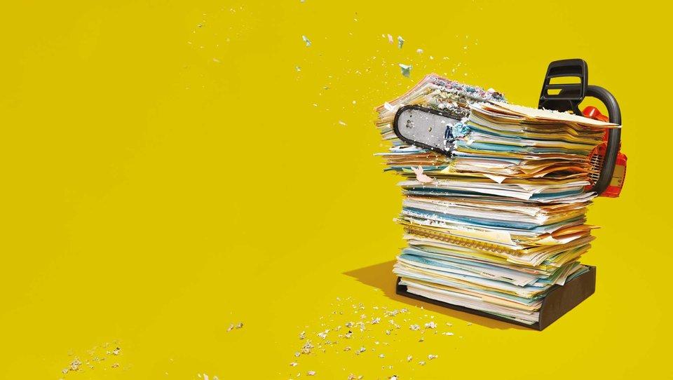Koniec biurokracji