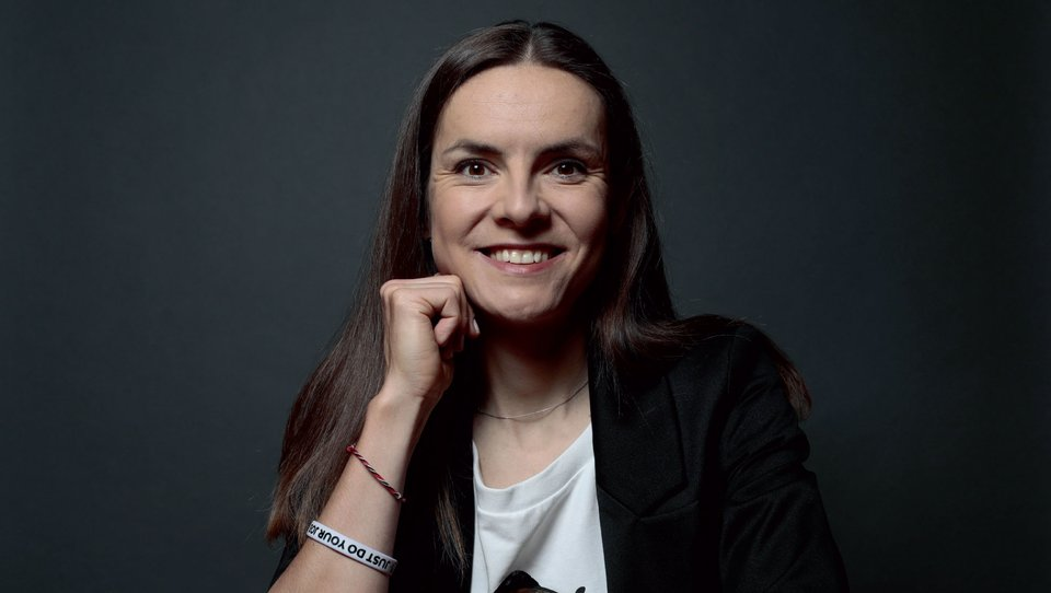 Maja Włoszczowska: Staram się zmieniać to, na co mam wpływ