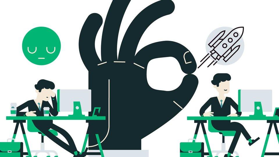 Chcesz zwiększyć produktywność? Poświęć uwagę pracownikom