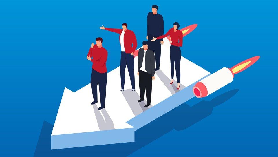 4 sposoby na zbudowanie innowacyjnego zespołu