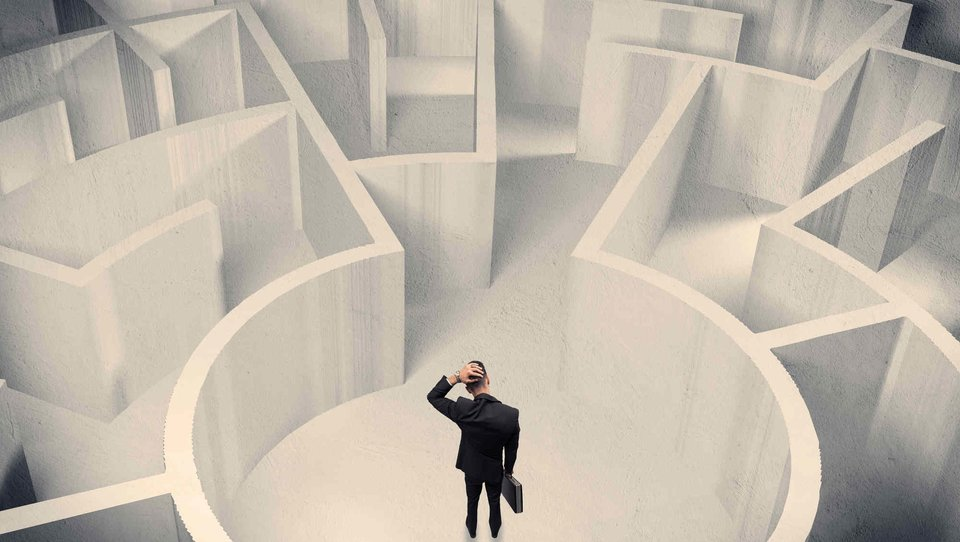 """Zdezorientowany umysł mówi """"nie"""", podobnie jak zdezorientowany klient"""