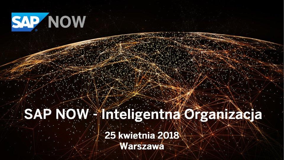 SAP NOW – Inteligentna Organizacja