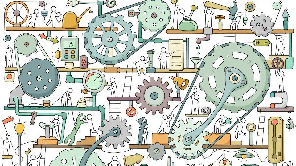 Zbyt mało firm pozwala na współpracę