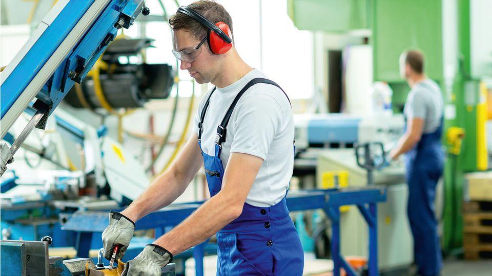 Światłe zarządzanie fabryką