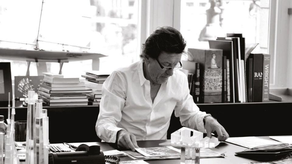Helmut Jahn: Architekt musi godzić różne punkty widzenia