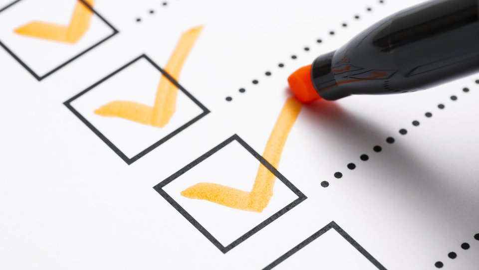 Dzięki tej liście określisz priorytet swoich szans