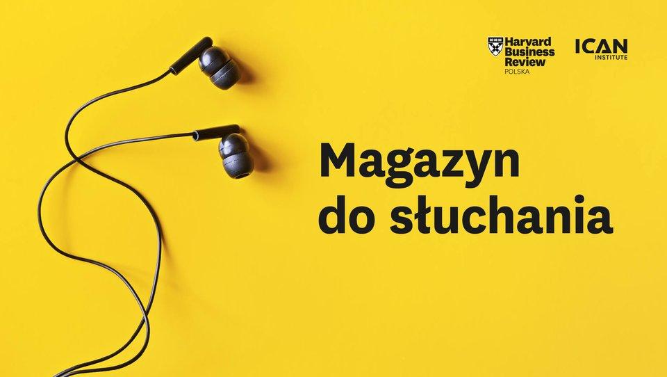 Magazyn do słuchania