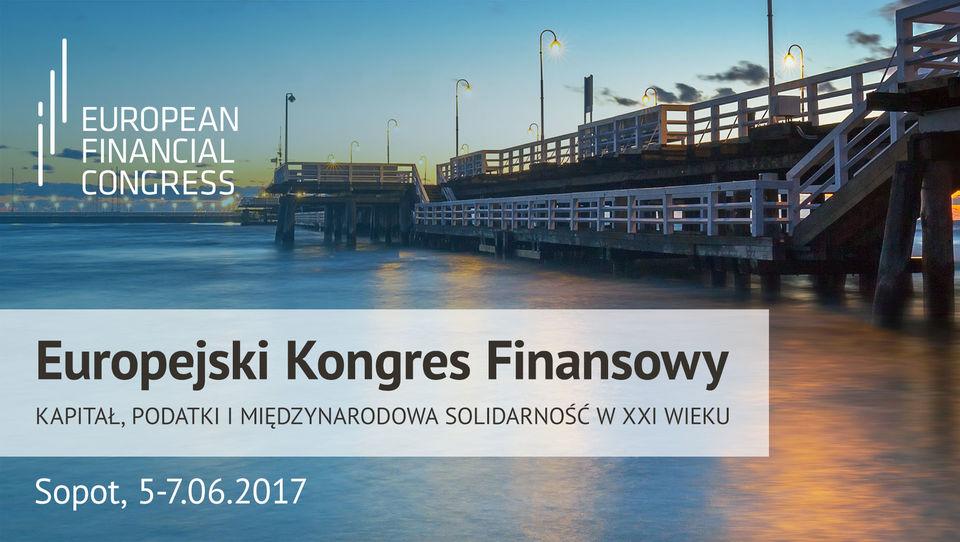 VII Europejski Kongres Finansowy [PODSUMOWANIE]